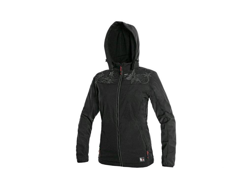 Page CXS - dámská softshellová bunda černá