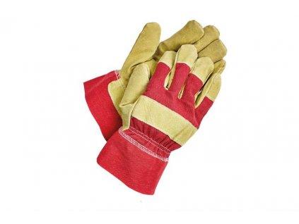 SHAG zimní pracovní rukavice kombinovaná