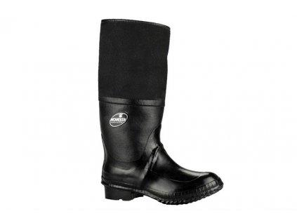 WOOLY WINTER gumofilcová obuv