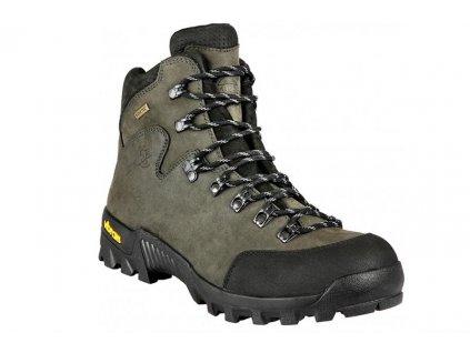 CONDORIRI GTX kotníková trekingová obuv šedá
