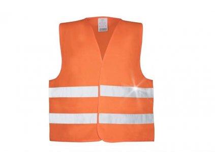 ALEX výstražná vesta oranžová