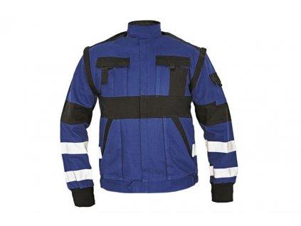 MAX REFLEX bunda modrá