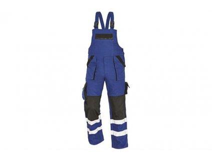 MAX REFLEX kalhoty laclové modré