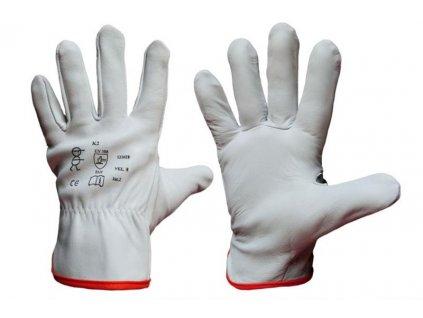 K2 celokožené pracovní rukavice