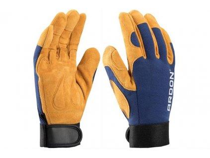 AUGUST rukavice kombinované