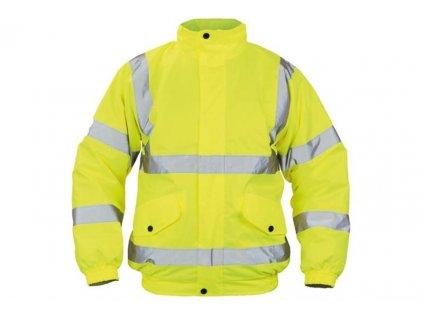 CERVA Cloton HV Pilotr výstražná pracovní bunda