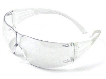 3M SecureFit SF201AF-EU ochranné brýle - čiré