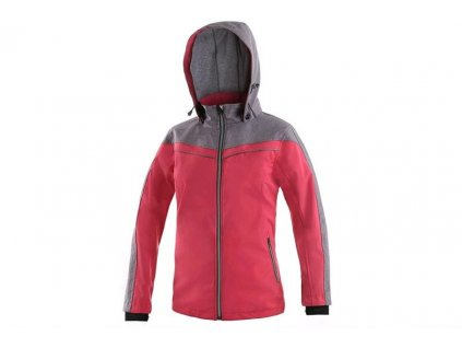 CXS MONROE dámská softshellová bunda