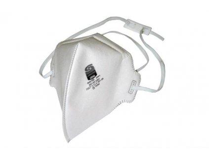 SH3100 FFP1 NR respirátor bez ventilku