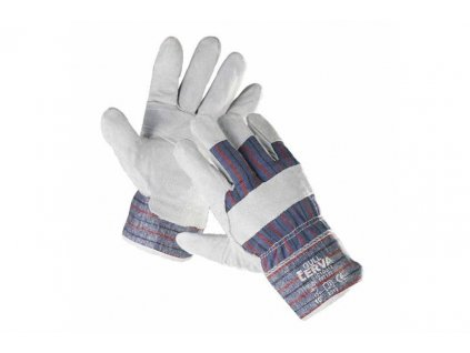 GULL rukavice kombinované karton 120p á 29,-Kč