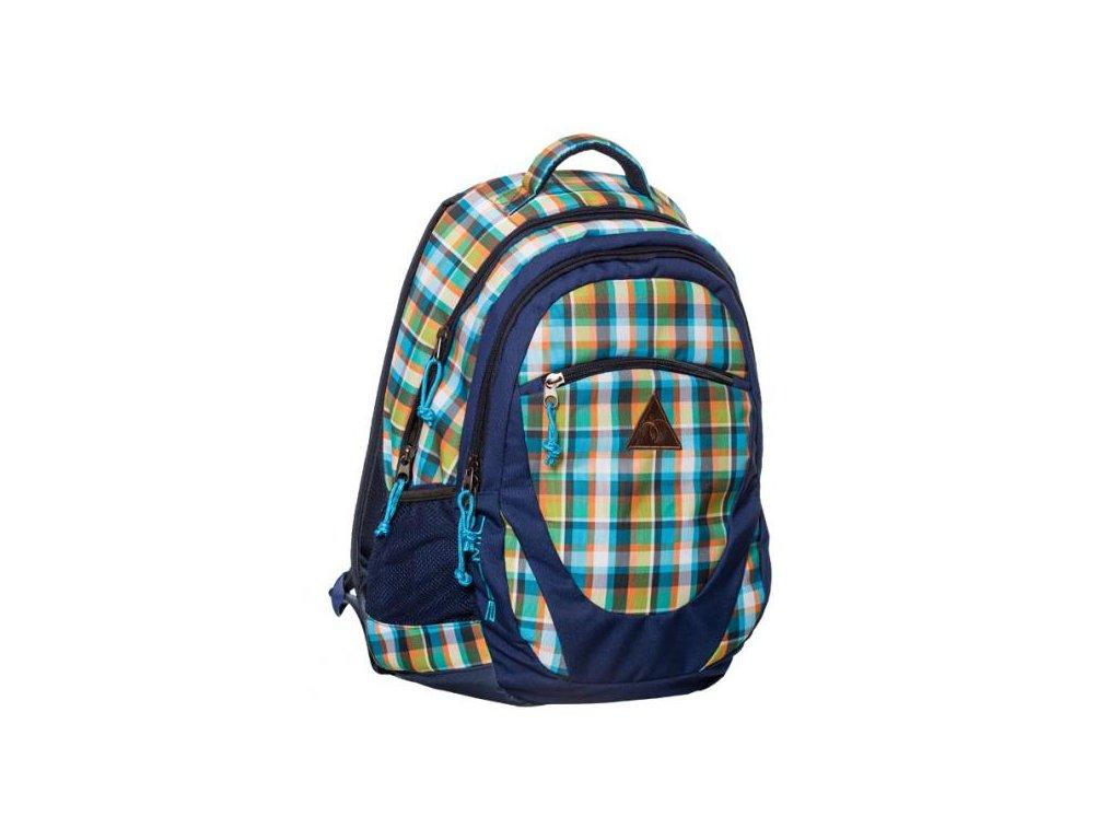 10017 3 skolni batoh happiness sacek na prezuvky