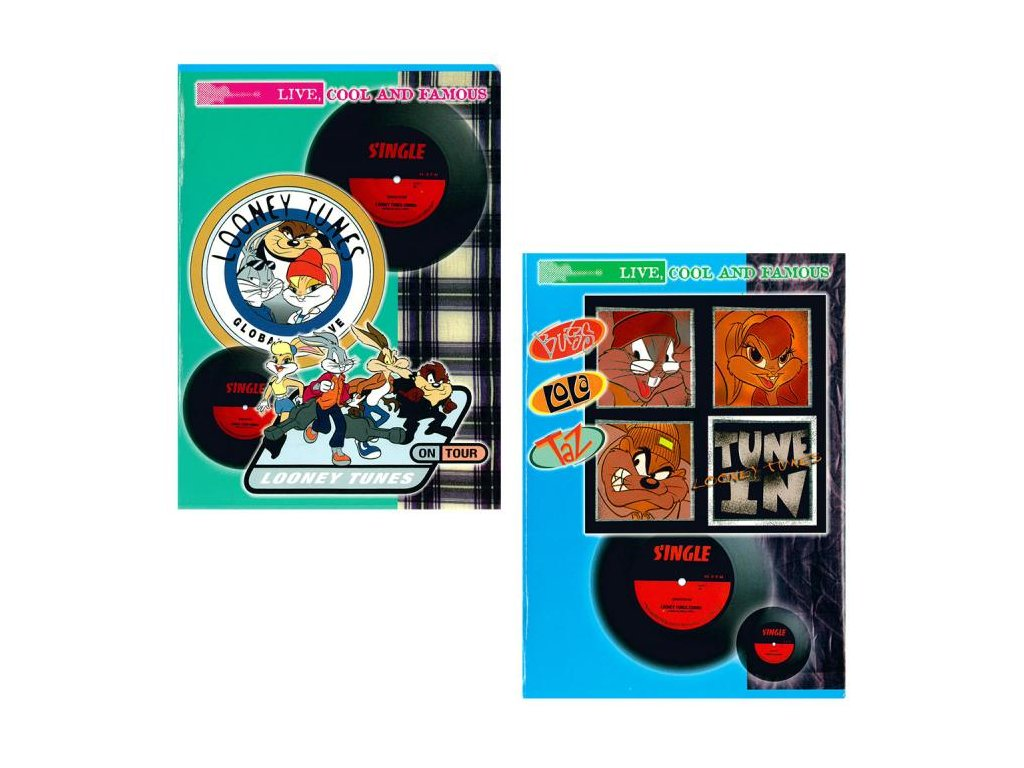 11139 sesit looney tunes a5 32l link