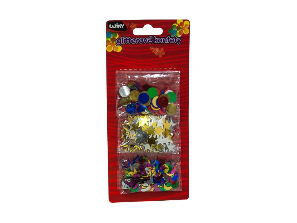 vanocni konfety trpytive dekorace vyzdoba zet servis shop