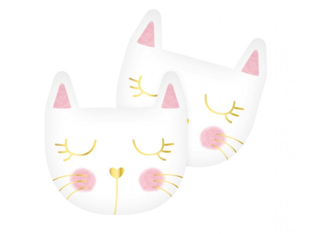 Papírové ubrousky kočka 12 ks