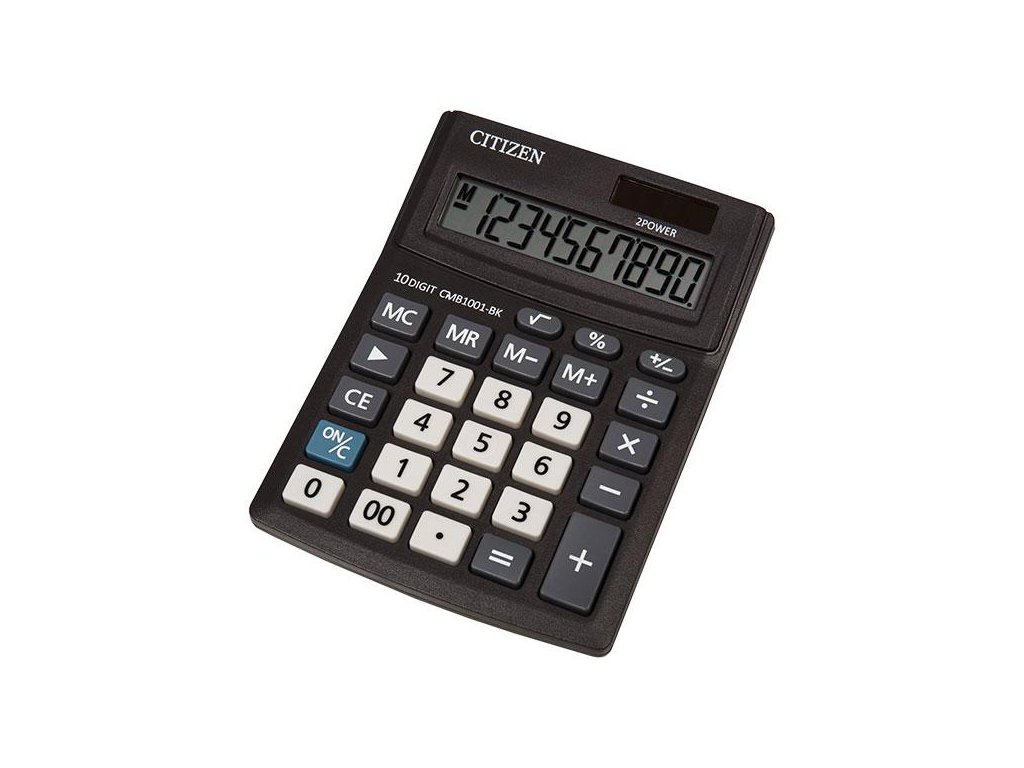 613 1 stolni kalkulacka citizen cmb1001 bk