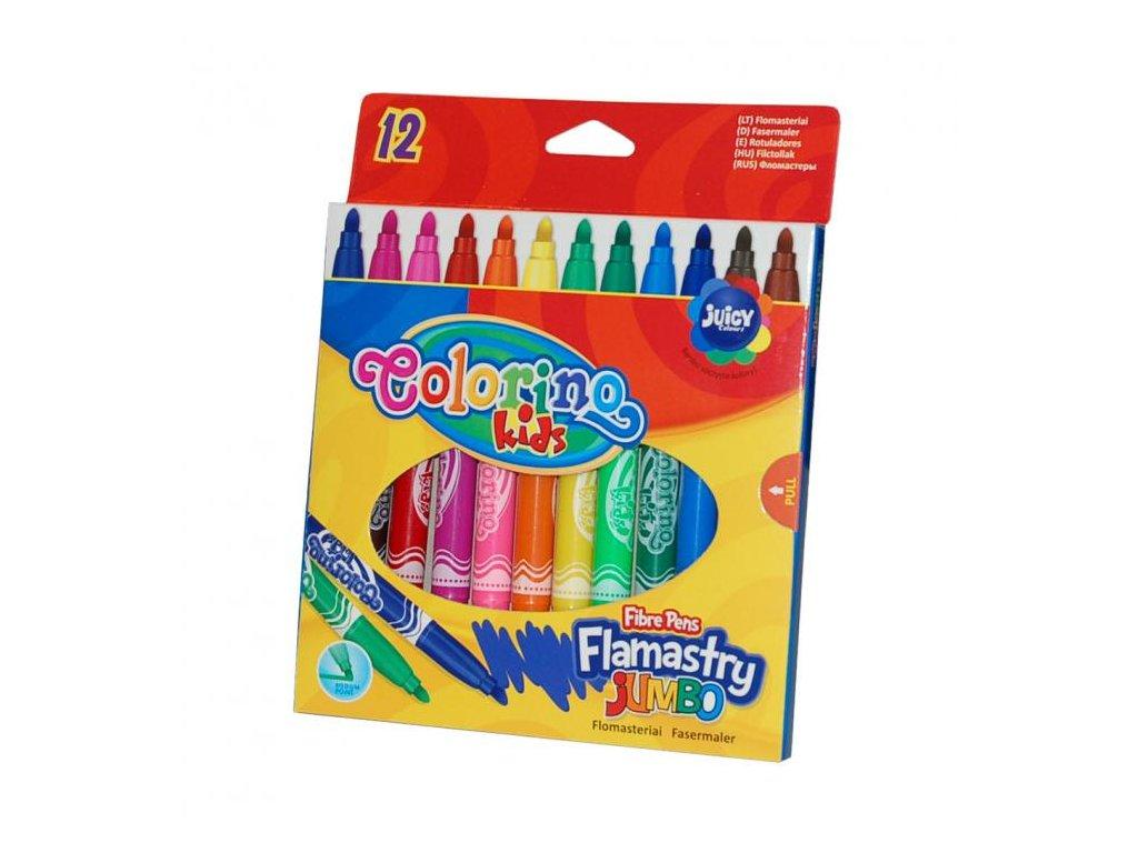 6145 1 colorino fixy jumbo 12 barev