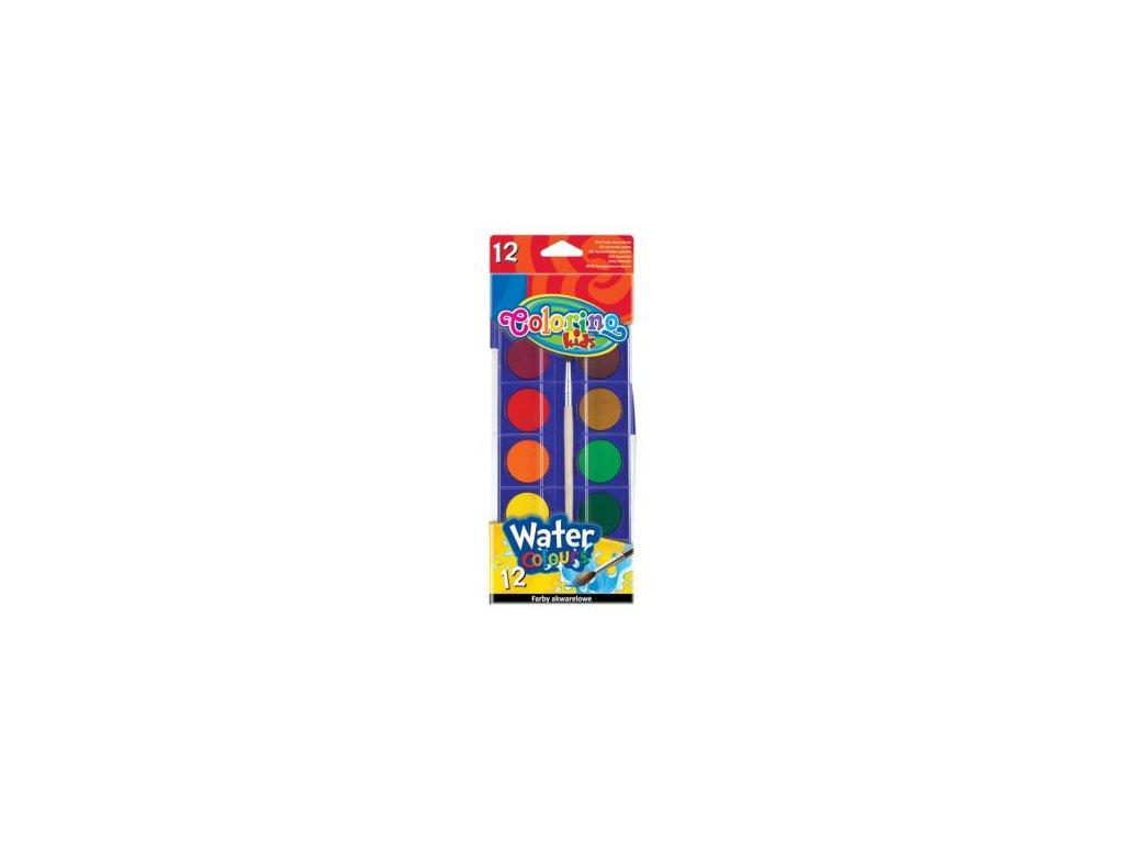 6481 1 colorino vodove barvy 28mm 12 barev