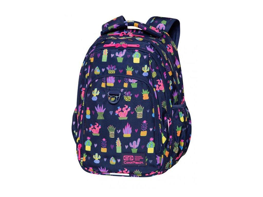 6742 skolni batoh coolpack strike cactus