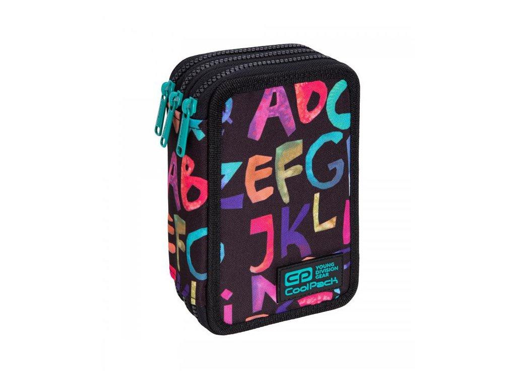 6757 4 skolni penal coolpack jumper 3 alphabet