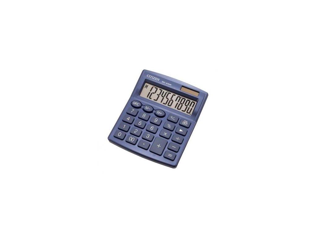 676 1 stolni kalkulacka citizen sdc 810nv