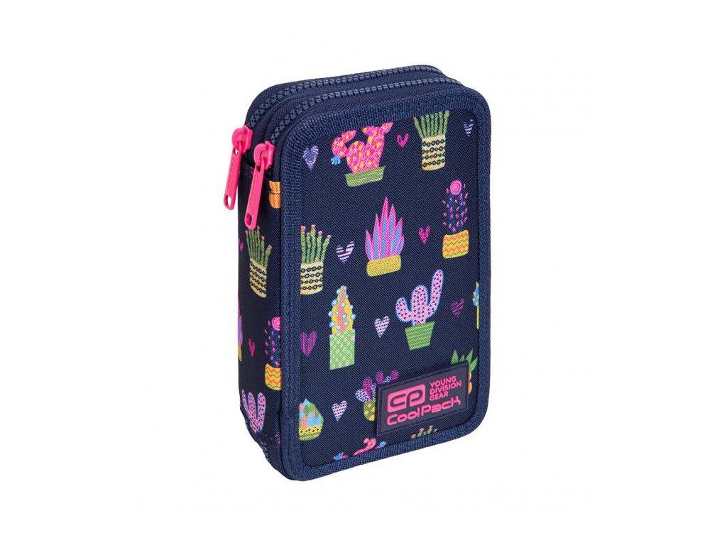6796 3 skolni penal coolpack jumper 2 cactus
