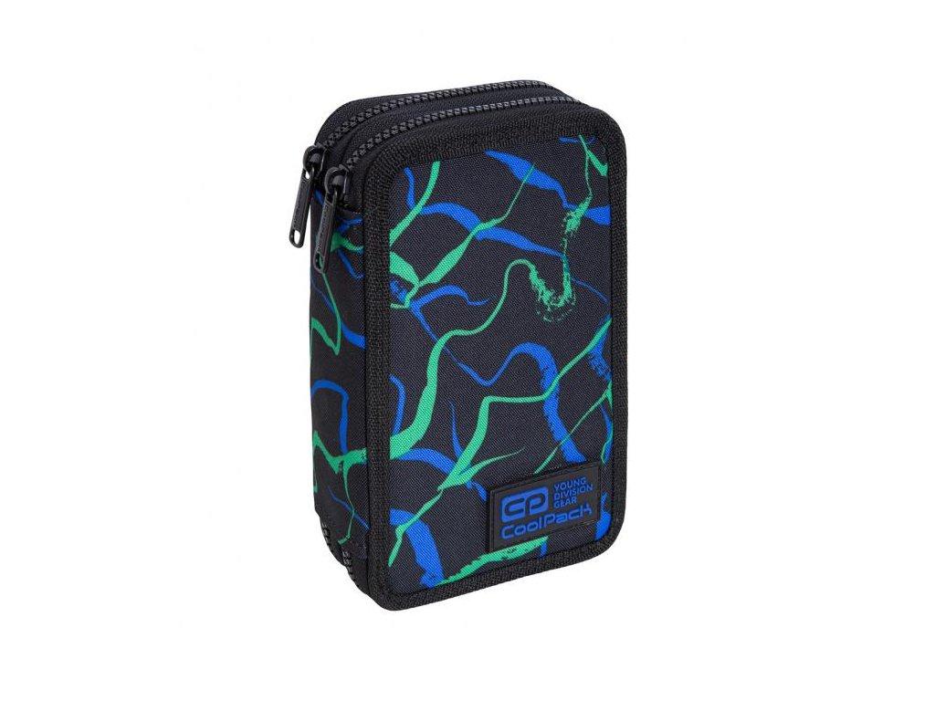 6805 3 skolni penal coolpack jumper 2 infragreen