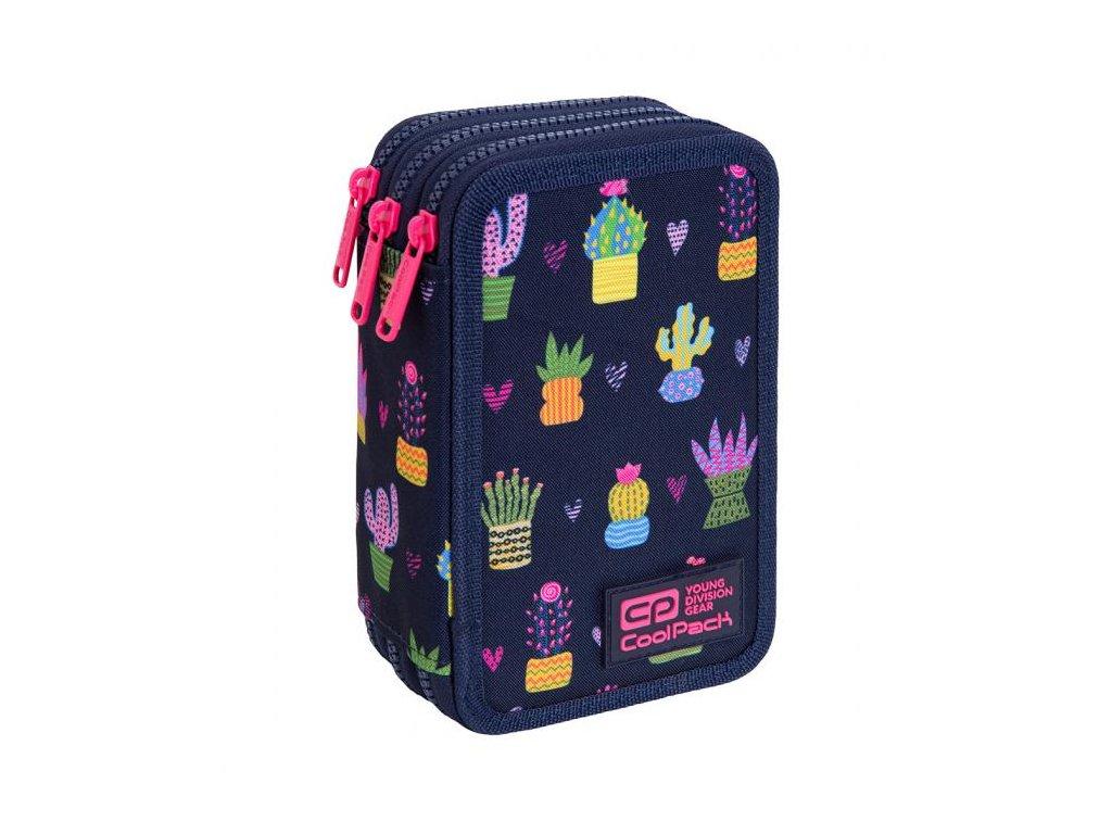 6820 4 skolni penal coolpack jumper 3 cactus
