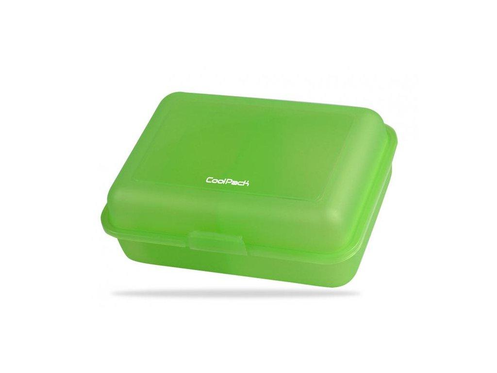 6883 box na svacinu coolpack frozen 2 green