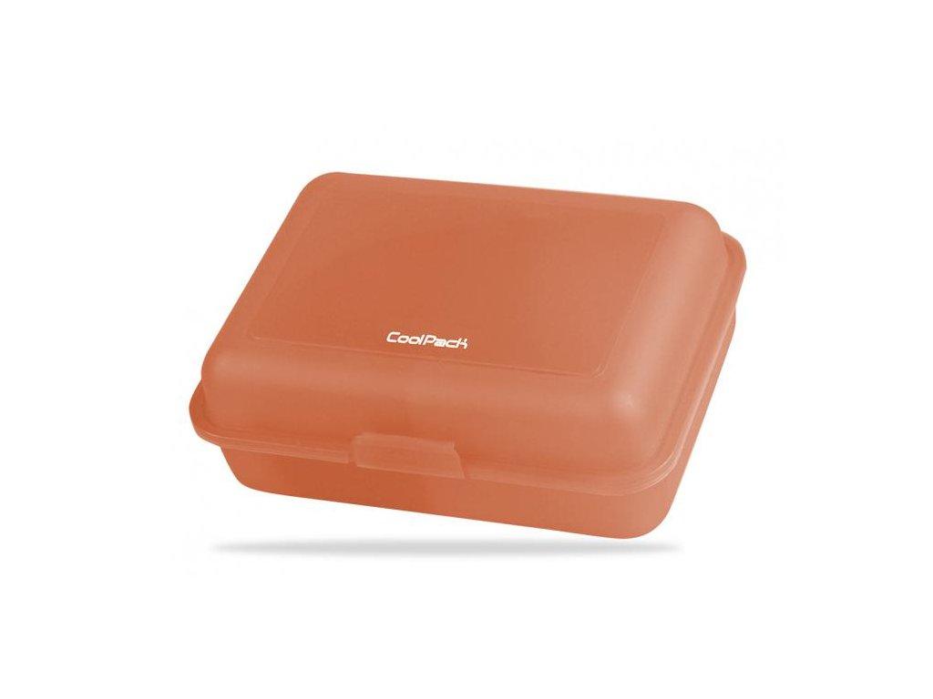 6886 box na svacinu coolpack frozen 2 orange