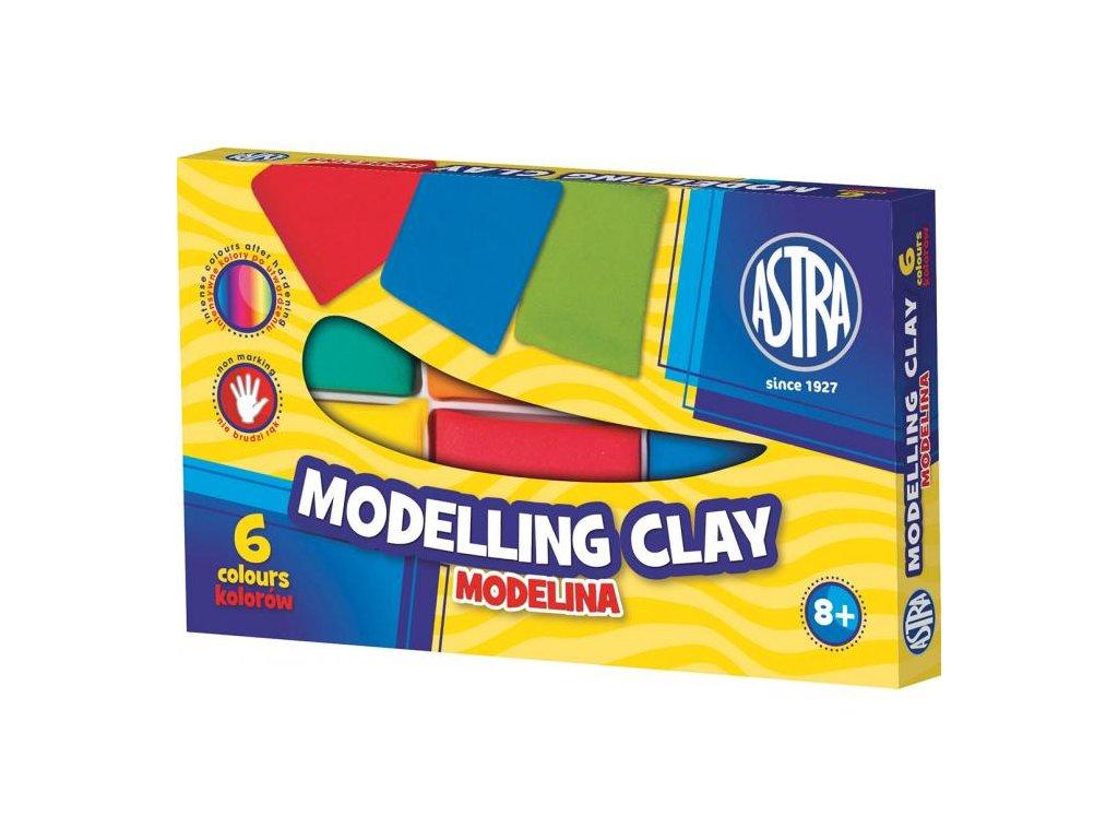 7651 astra modelina 6 barev