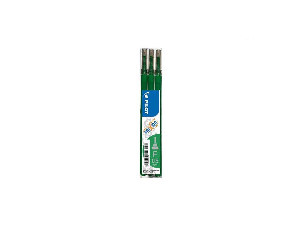 8431 napln do prepisovatelneho rolleru frixion zelena 0 5mm