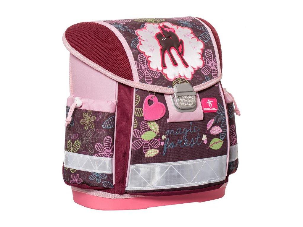 Školní batoh BelMil Beautiful Deer