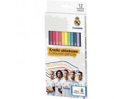 10053 astra pastelky real madrid 12 barev