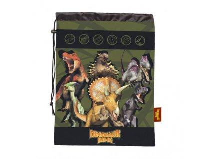 10383 sacek na prezuvky dinosaur king