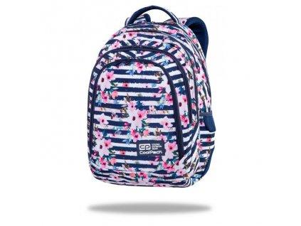 10923 skolni batoh coolpack drafter pink marine