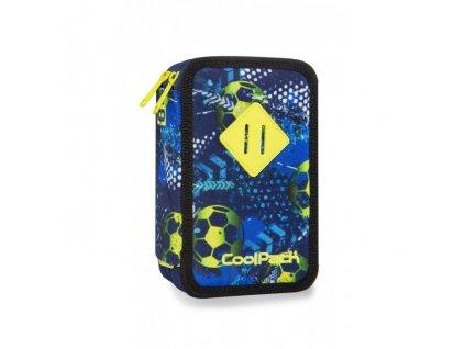 10965 skolni penal coolpack jumper 3 football blue