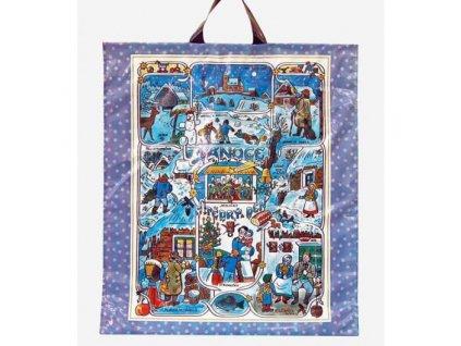 Vánoční taška Josef Lada