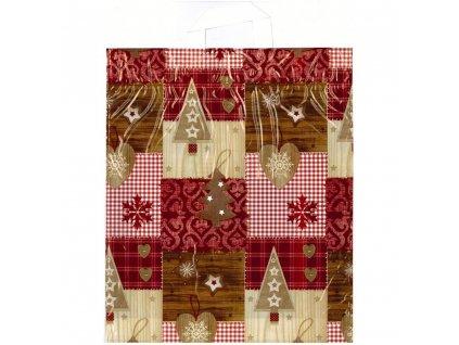 Vánoční taška - Vánoční dekorace