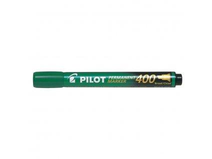 406 2 permanentni popisovac pilot 400 zeleny