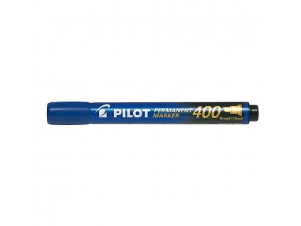 409 2 permanentni popisovac pilot 400 modry