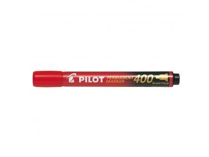 412 2 permanentni popisovac pilot 400 cerveny