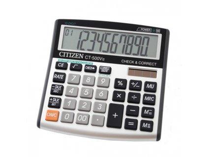 622 1 stolni kalkulacka citizen ct 500vii