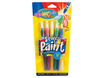 6304 1 barvy se stetcovym hrotem colorino