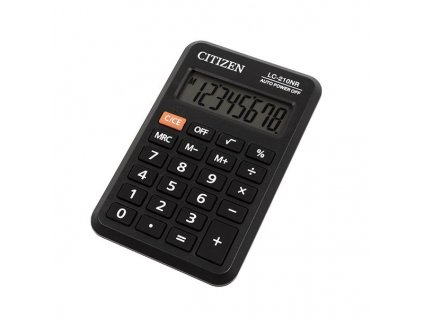 646 1 kapesni kalkulacka citizen lc 110nr