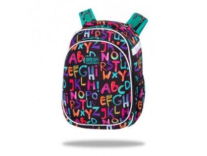 6694 6 skolni batoh coolpack turtle alphabet