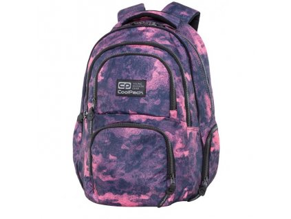 6709 studentsky batoh coolpack aero foggy pink