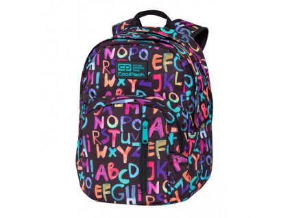 6712 6 studentsky batoh coolpack discovery alphabet