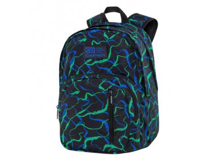 6718 studentsky batoh coolpack discovery infragreen