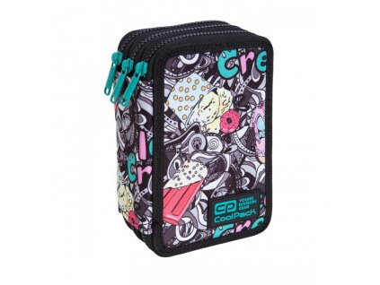 6829 4 skolni penal coolpack jumper 3 ice cream