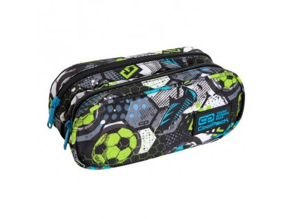 6841 1 skolni pouzdro coolpack clever football